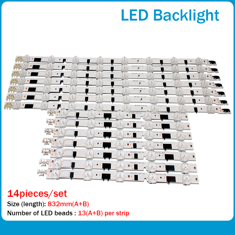 LED Backlight Strip 13 Lamp For SamSung 40