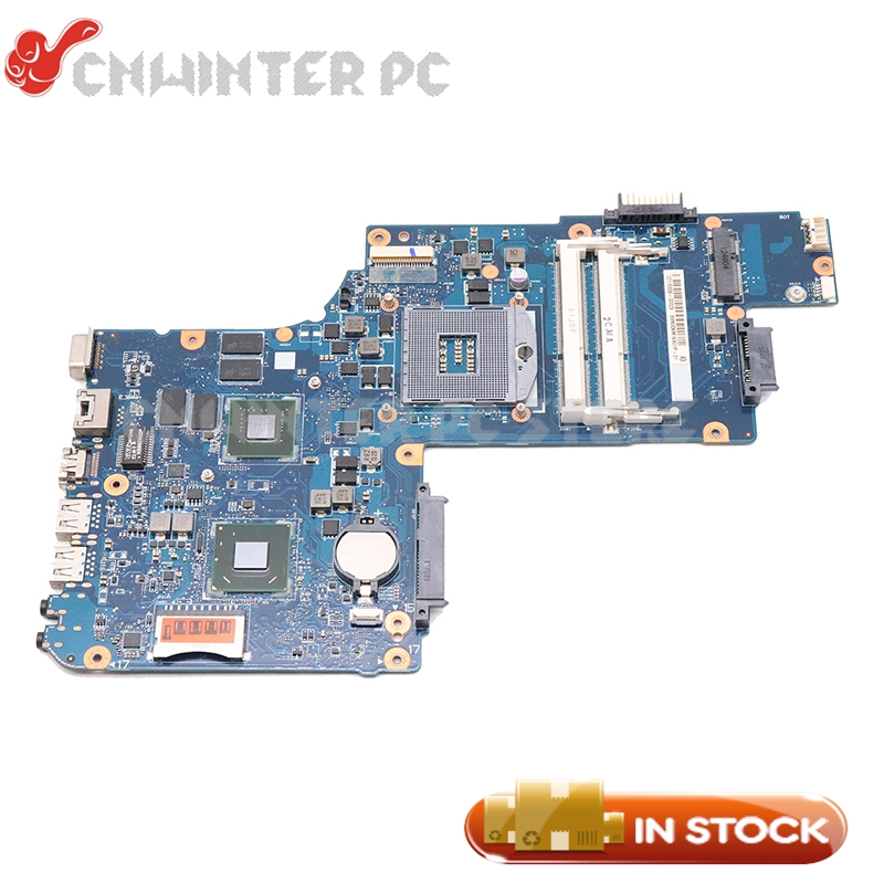 NOKOTION H000061980 Mainboard For Toshiba Satellite C50 C55 Laptop Motherboard DDR3 HM76 GT740M graphics Full tested