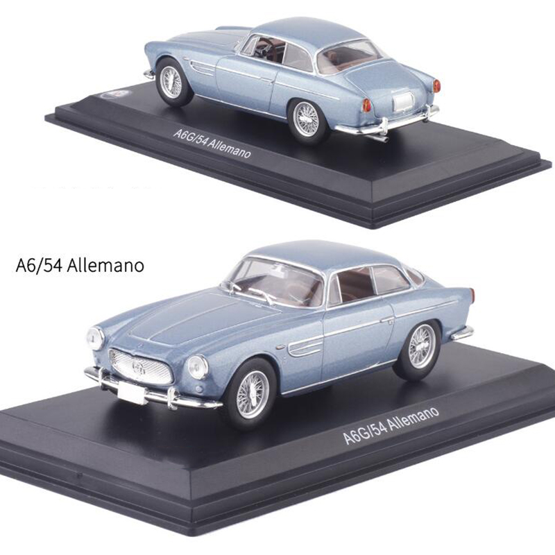 1:43 Scale Car Sports Car Rally Car Model Alloy Die-cast Car Model Toy F Series Indoor Display With Transparent