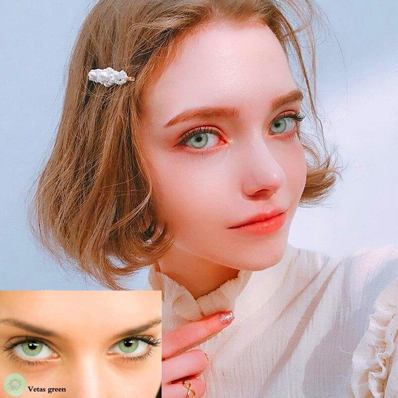 belle-eleve-couleur-lentilles-de-contact-mensuel-jeter-femelle-chemin-145mm-mignon-multicolore-fete-cadeau-dessin-anime-fille-decoration-cosplay