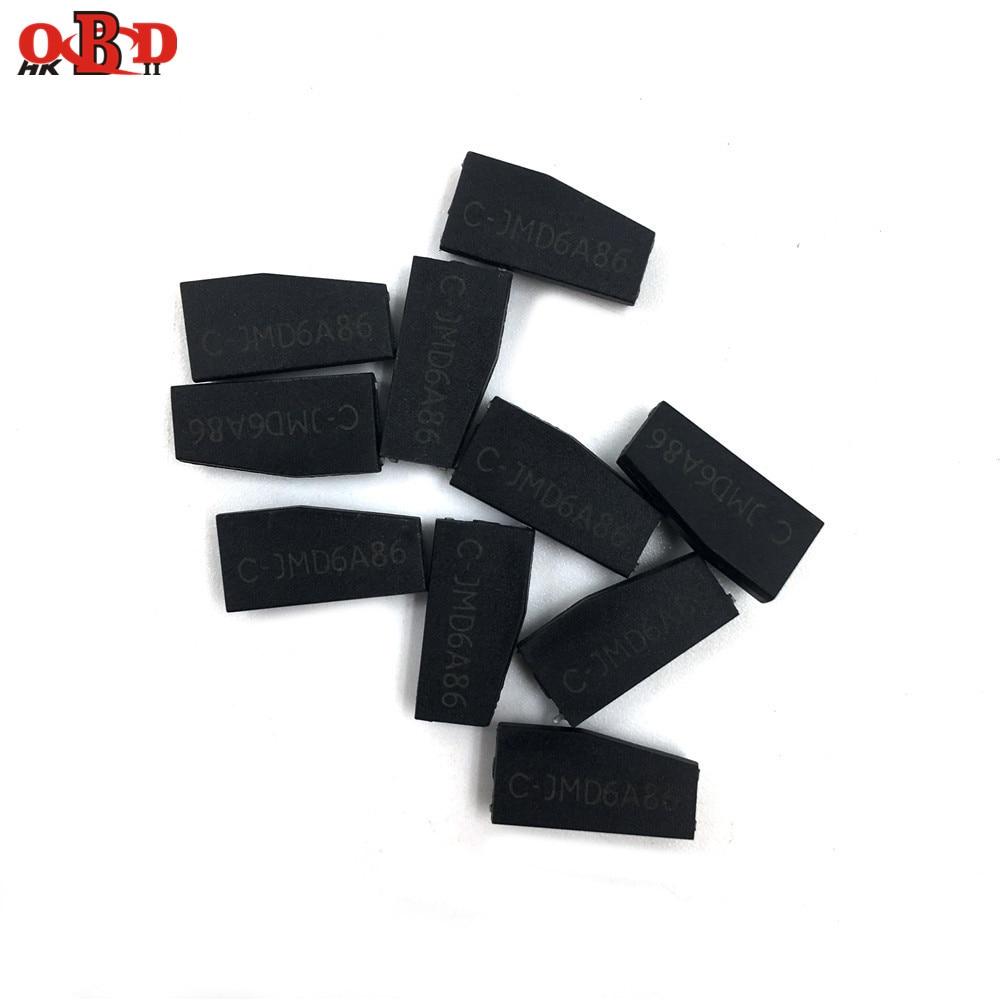 HKOBDII 10pcs JMD48/67/68 ID46 4D67 4D68 Blank Transponder Chip for Handy Baby 2 CBAY Hand-held Car Key Copy Auto Key Programmer