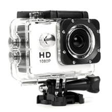480P รถจักรยานยนต์ Dash กีฬาการกระทำวิดีโอกล้องรถจักรยานยนต์ DVR Full HD 30M กันน้ำ