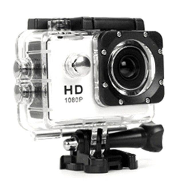 480P دراجة نارية داش الرياضة عمل كاميرا فيديو دراجة نارية Dvr كامل Hd 30M مقاوم للماء