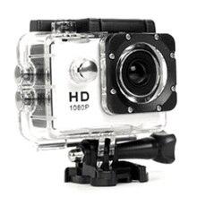 480P motosiklet Dash spor eylem Video kamera motosiklet Dvr Full Hd 30M su geçirmez
