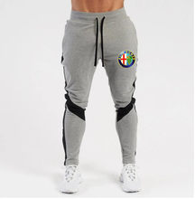 Nouveaux hommes sweats à capuche pantalon survêtement mâle Sweat-shirt Sweat à capuche polaire pantalons de survêtement Jogging couture impression 3XL pantalon de sport mâle(China)