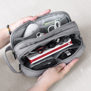 Image 5 - Acoki Laptop Power Mouse Line Storage Bag Digital Accessories Charger USB Data Cable Earphone Wire pen HDD Organizer