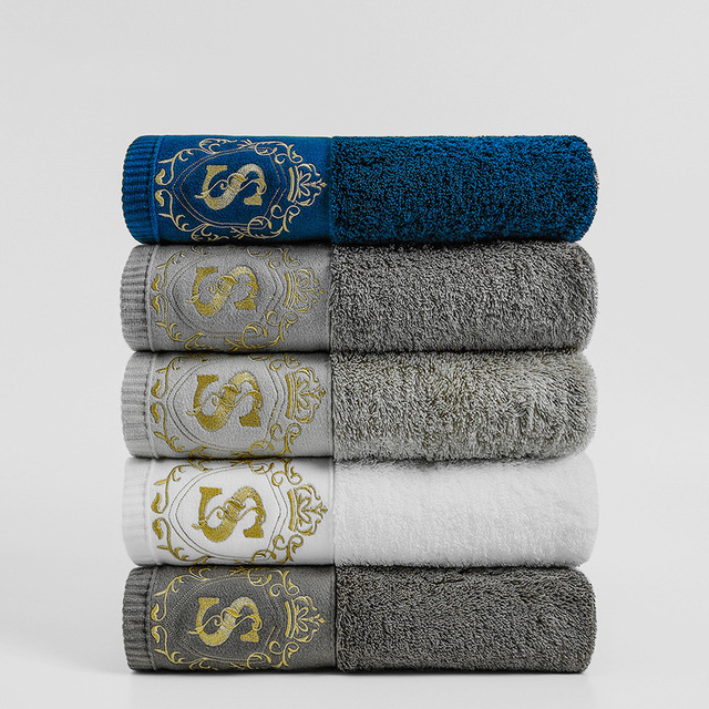 Cotton Bath Towel 80*160cm 800g Increase Bath Towel Cotton Cotton Absorbent Thick Bath Towel