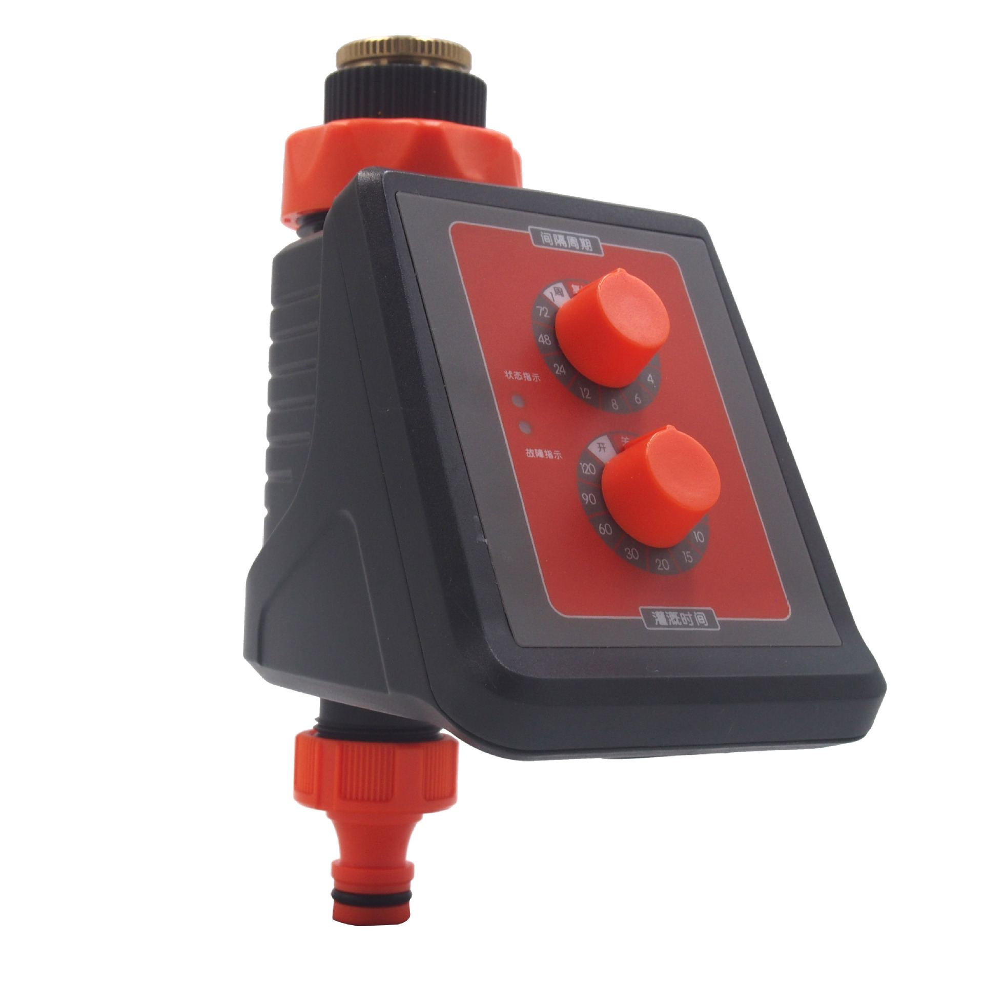Simple Knob Irrigation Intelligent Timer Strong Waterproof Micro-sprinkler Irrigation Controller