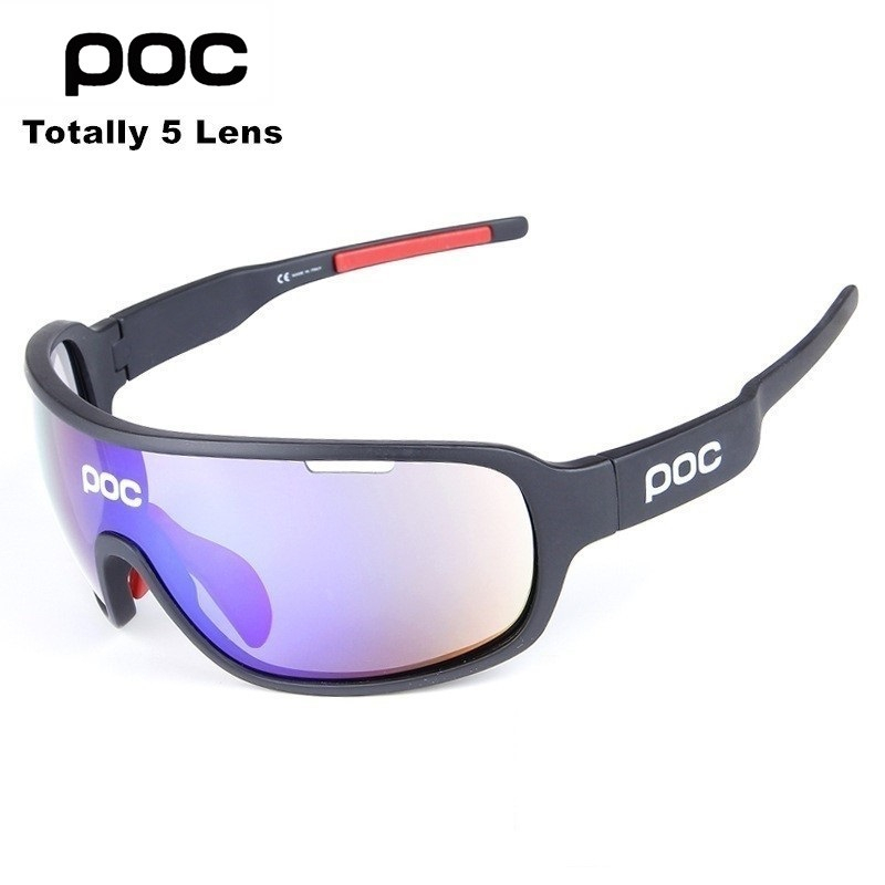 Sun-Glasses Bike-Eyewear Cycling Motorcycle Poc Sport Polarized Oculos Ciclismo for Men
