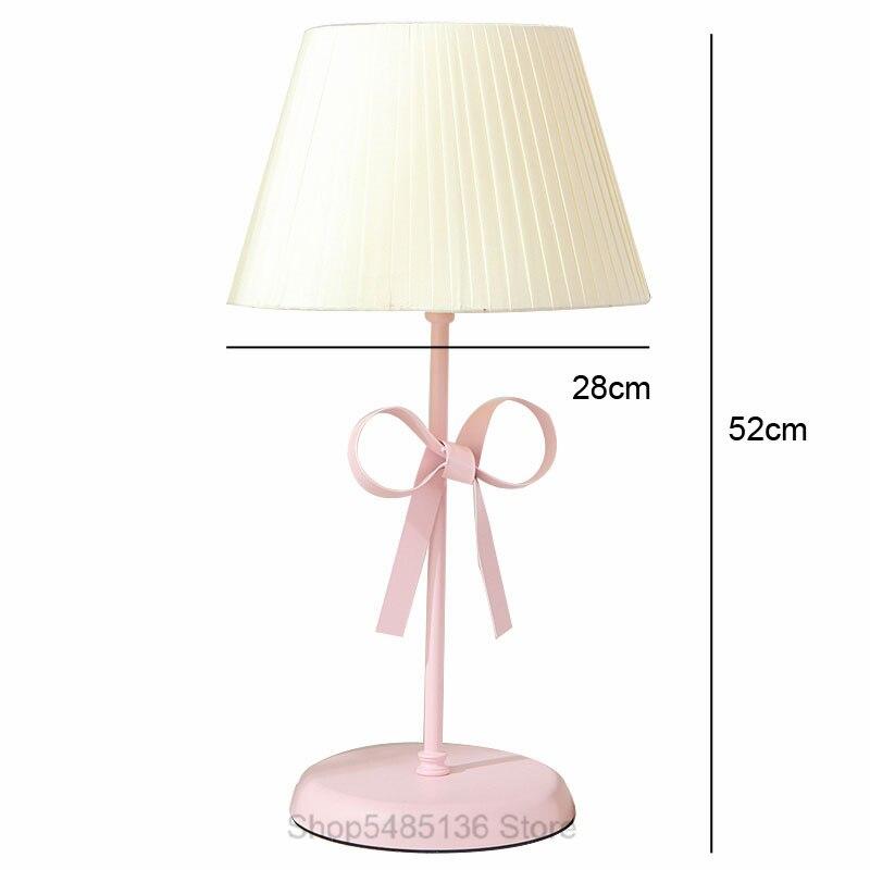 Princess Room Bedroom Bedside Desk Lamp Reading Light Kids Room Table Lamp Lamps Lighting Ceiling Fans Lamps