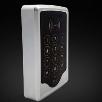 Electronic access control system set ID card non-attendance password access control