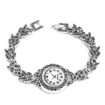 2019 New Hot Small Eye Charm Women Watch Bracelet Vintage Quartz Watch Women Look Covered Crystal Bracelet Gifts Turkish Jewelry gvusmil new design faceted amazonite women s bracelet bracelet trendy balance vintage women s jewelry