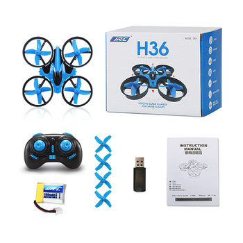 JJRC H36 H36F Mini Drone 2.4G 4CH 6-Axis Speed 3D Flip Headless Mode RC Drones Toy Best Gift Present For kids boys Small Drones