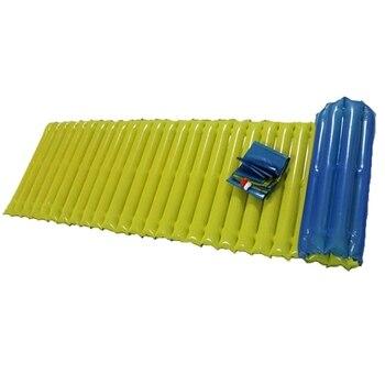 цена на Outdoor Air Mattress Camping Cushion Beach Moisture-Proof Sleeping Mat Camping Single Air Mattress Emergency Inflatable Cushion