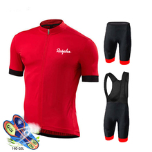 Cycling Jersey 2019 Pro Team ropa ciclismo hombre Racing Bicycle Clothing Suit Breathable Mountain Bike Clothes Sportwears недорого