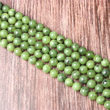Hot Sale Natural Stone Plus Jade Beads 15.5 Pick Size: 4 6 8 10 mm fit Diy Charms Beads Jewelry Making Accessories
