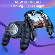 Game Controller Pubg Game Controller Game Mobile Memicu Tombol Api untuk iPhone Ios Game Controller Joystick Gamepad R60(China)