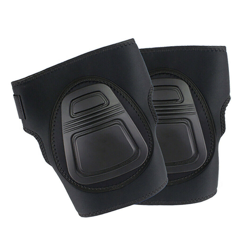 Skate Bicycle Knee Pad Sports Durable Guards Safety Gear Protective Shockproof Outdoor Practical Adjustable Portable EVA