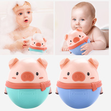 Bath-Toys Tumbler for Water-Game Give Children Best Enlightenment Gift Abs-Light Funny