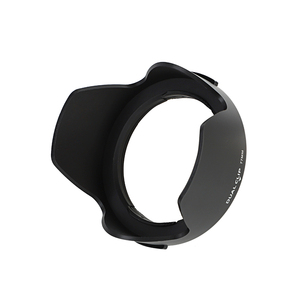 Image 5 - Evrensel Lens Hood boyutu 52mm 55mm 58mm 62mm 67mm 72mm 77mm 82mm çoğu için uygun kamera modelleri Drop Shipping