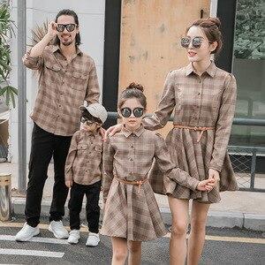 Одинаковые футболки для всей семьи, блузка с длинными рукавами, одежда для мамы, папы и меня, одежда для мамы, папы, ребенка, одежда для малыше...