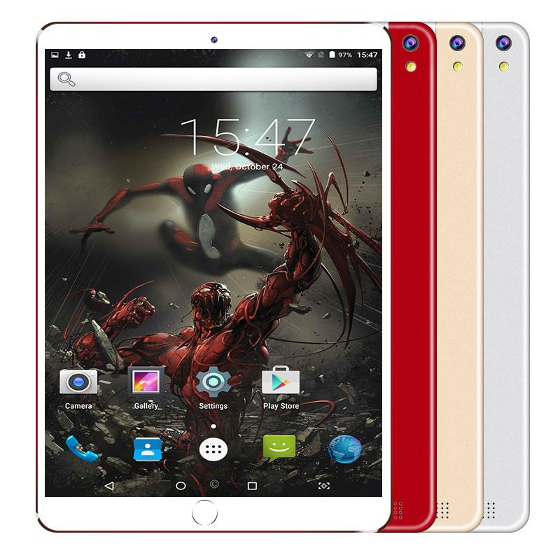 2020 New 10 Inch Tablet PC 10 Core 6GB RAM 128GB ROM Dual SIM Cards Android 8.0 GPS 3G 4G FDD LTE Tablet PC 10 Kids Tablet