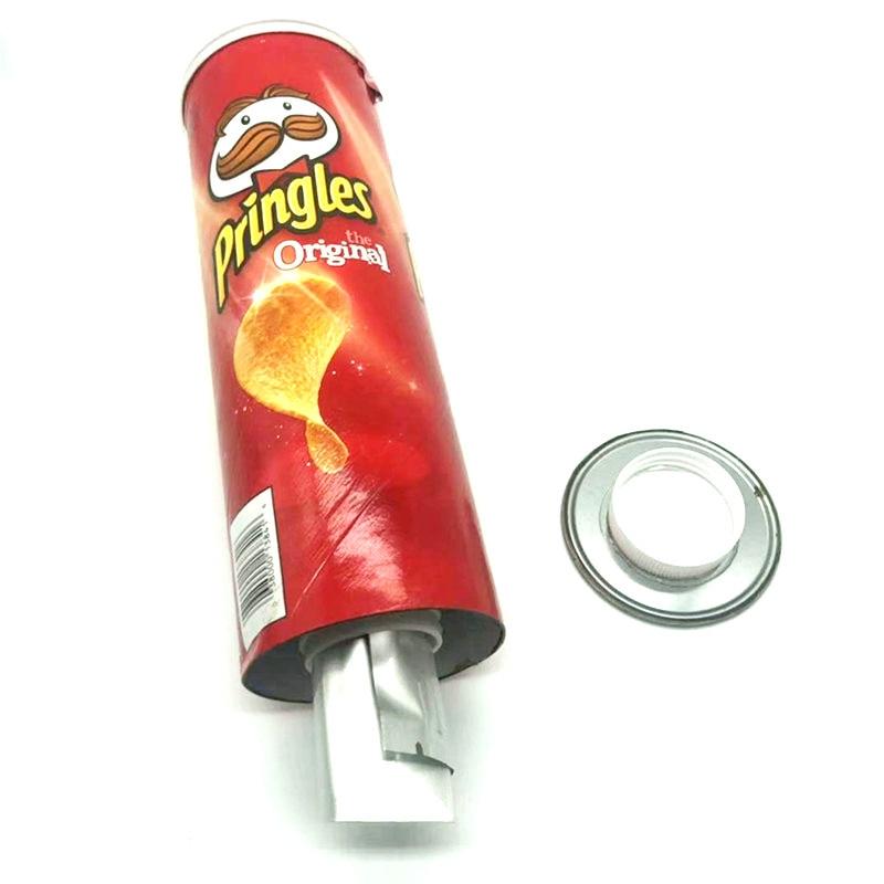 Pringles Original Potato Crisps Diversion Safe Stash Box Crisps Hidden Safe With A Food Grade Smell Proof Bag