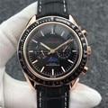 Luxe S Master Serie Top Kwaliteit Mannen Horloges Alle Wijzerplaten Werken Automatische Mechanische Horloge Mannen Dress Business Man Horloge Relo