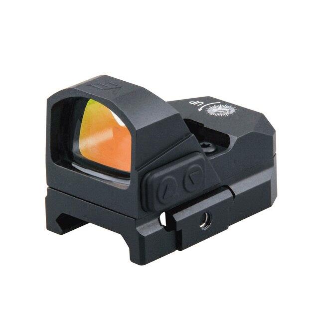 Red Dot Scope Frenzy Pistol Handgun Sight Ipx6 21mm Picatinny Glock 17 19 9mm