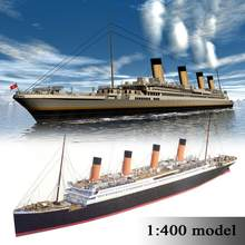 1:400 navio de cruzeiro do titanic britânico modelo de papel modelo de brinquedo do navio diy quebra-cabeça de papel do exército das crianças feito à mão fã presente m7w3