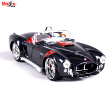 Maisto 1:24 1969 Shelby Convertible alloy car model simulation decoration collection gift toy