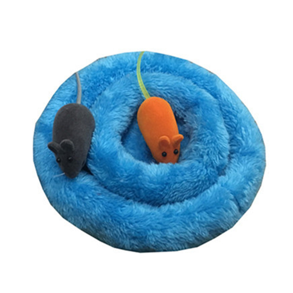 Small Animal Guinea Hamster Bed House Winter Warm Squirrel Hedgehog Rabbit Chinchilla Bed Mat House Nest Hamster Accessories