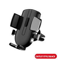 Black Air Vent Type