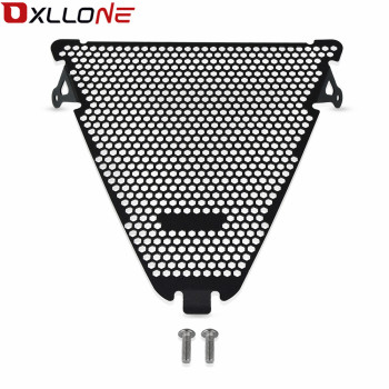 Motorcycle Accessories Lower Radiator Guard Cover For Ducati Panigale V2 2020+ Motorbike Grille