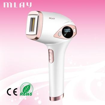 MLAY T4 laser 500000 Flash Household IPL Laser Epilator Hair Removal Body Facial Remover Machine For Women Men