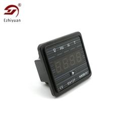 Ezhiyuan MEBAY GV13T AC220V Digital Voltmeter Frequency Hour Test Panel Meter For Generator