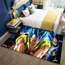 Dragão tapete capacho grande tamanho anime tapete redondo tapete casa do hotel sala de estar para o menino menina jogar presentes