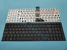 아수스 x553m x553ma k553m k553ma f553m f553ma 노트북 영국 (gb) 키보드 용 새 영국 키보드