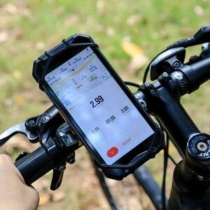 Image 4 - Ulefone Rüstung 3W Wasserdichte Robuste Handys Android 9,0 Helio P70 6G + 64G NFC Globale Version 4G LTE Smartphone