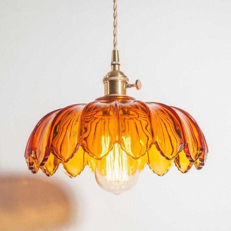nordic hanging lamp industrial lamp iron   restaurant  bedroom pendant lights hanglamp luminaire suspendu