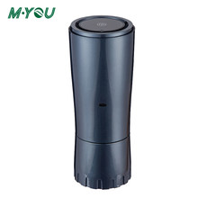 Car Air Purifier USB UV Air Recirculator Formaldehyde Odor Filter Deodorization Portable Negative Ion Cleaner Air Sterilizer