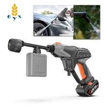 Lithium Batterie Hand Gehalten Reinigung Gun / 330W Tragbare Auto Washer / 40V Drahtlose Wiederaufladbare Auto Washer wasser Pistole
