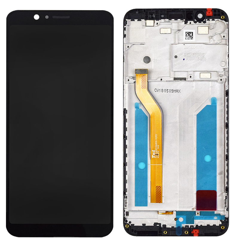 Original <font><b>LCD</b></font> For Asus Zenfone Max Pro M1 <font><b>LCD</b></font> With Frame 5.99 Inch Screen For Asus ZB601KL <font><b>ZB602KL</b></font> <font><b>LCD</b></font> Display Assembly Parts image