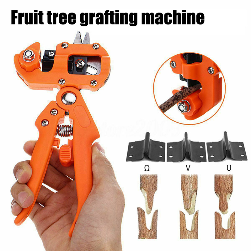 Grafting Machine Fruit Tree Pruner Garden Farming Pruning Shears Scissor DTT88