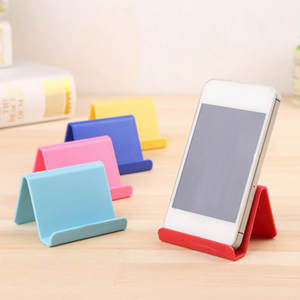 Stand-Base Phone-Holder Mobile-Phone-Bracket Xiaomi Smartphone Samsung Universal Plastic