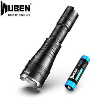LED Torch USB Rechargeable Flashlight  IP68 Waterproof Flashlights Zoomable CREE LED 1200 Lumens 18650 Battery Light for Outdoor 3500 lumens 3 modes cree xml xpe led flashlight torch lamp light outdoor