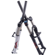 High-end hydraulic front fork V brake Upgraded disc UDING Youding high-end series mountain bike