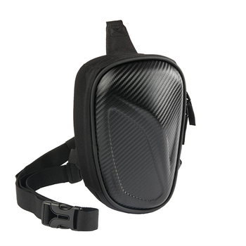 Motorcycle Leg Bag Motocross Shoulder Bags Multi-pocket Waist Pack Wear Resistant Bag Travel Climbing Riding Bike Cycling