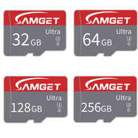 Carte Micro SD haute vitesse 8GB 16GB 32GB 64GB128GB 256GB carte mémoire carte MicroSD C10 TF carte cartao de mémoire pour caméra de téléphone