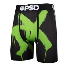 PSD Underwear Boxer-Shorts Sexy Panties Man Ice-Silk Long Men Brand Tight-Legs Hip-Hop